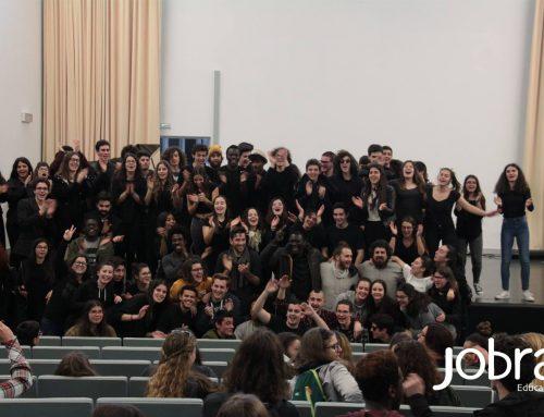"""""""PercuRtido"""" com mais de 100 participantes das artes performativas"""