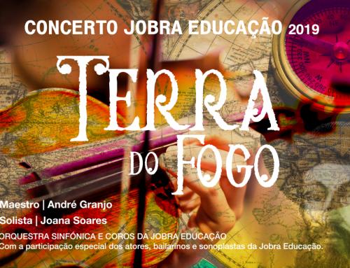 TERRA DO FOGO – Concerto Jobra Educação 2019