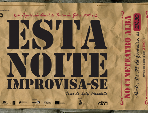 """Esta Noite Improvisa-se"" – Espetáculo Anual de Teatro 2019"