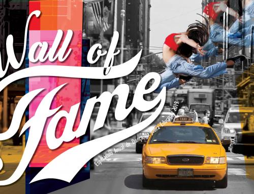 """""""Wall of Fame"""" – Espetáculo Anual de Dança 2019"""