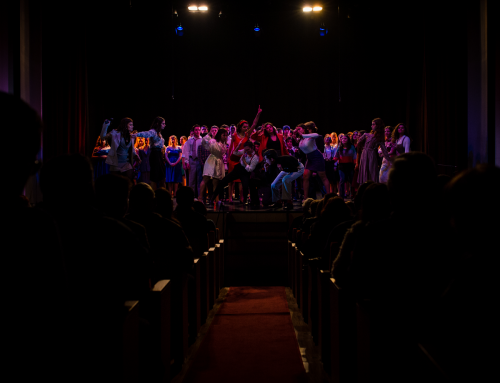Finalistas do curso de Teatro apresentam as PAP's