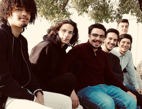 Alunos da Art'J na Festa do Jazz 2019