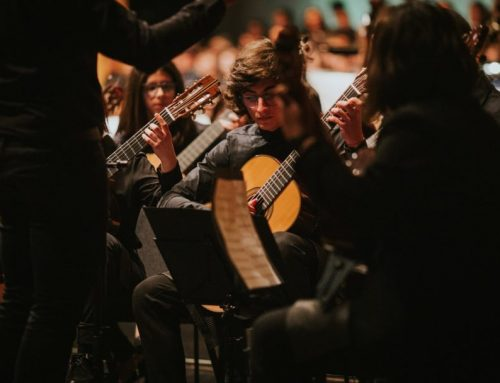 Alunos finalistas de música clássica apresentam PAP's
