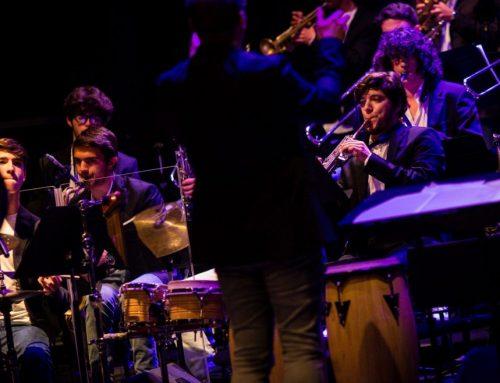 Alunos de Jazz apresentam as PAP's