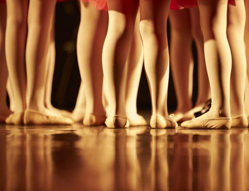 Apresentações Públicas do Curso Básico de Dança – 1º Período